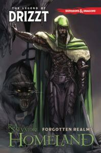 legend of drizzt salvatore dnd books