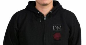 because im the DM dnd hoodie
