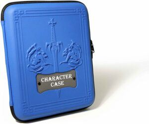 dnd character case