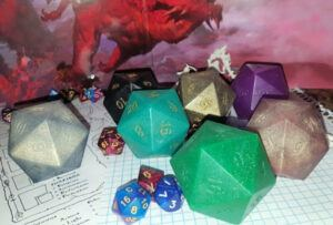 dnd dice soap