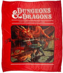 old school dnd blanket
