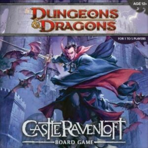ravenloft board game dnd