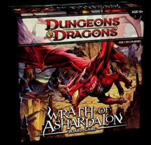 wrath of ashardalon dnd board game