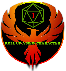 Roll Up A New Character
