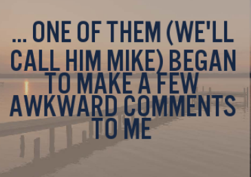 damnit mike